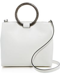 Nasty Gal - Ring Master Faux Leather Tote - Lyst