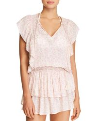 Cool Change - Quinn Tunic Swim Cover-up - Lyst