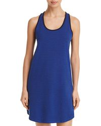 Naked - Essential Power Stripe Chemise - Lyst