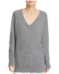 Equipment | Asher V-neck Cashmere Sweater | Lyst
