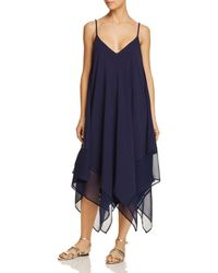Tommy Bahama - Scarf Dress Swim Cover-up - Lyst