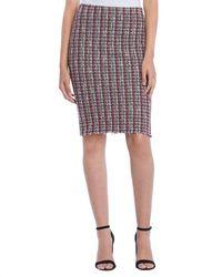 Bailey 44 - Laissez-faire Boucle Skirt - Lyst