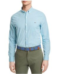 Vineyard Vines - Tucker Plaid Oxford Slim Fit Button-down Shirt - Lyst