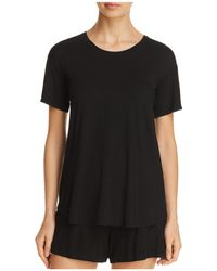 Natori - Short Sleeve Top - Lyst