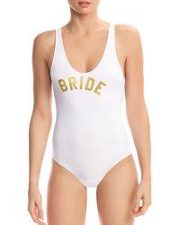 Commando - Wedding Party Bodysuit - Lyst