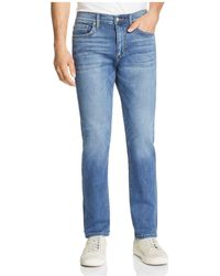 Joe's Jeans - Brixton Straight Slim Fit Jeans In Zach - Lyst