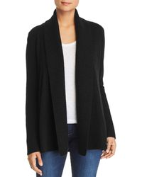 C By Bloomingdale's - Shawl-collar Cashmere Cardigan - Lyst