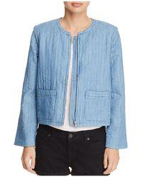 Soft Joie | Marakina Cropped Jacket | Lyst