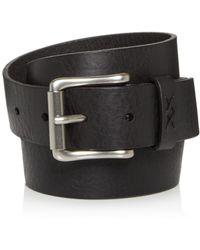 Frye - Jones Leather Belt - Lyst