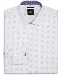 W.r.k. - Mini X Slim Fit Dress Shirt - Lyst