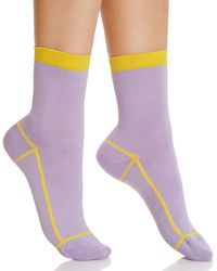 Happy Socks - Hysteria Lily Ankle Socks - Lyst