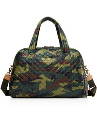 MZ Wallace - Camo Jim Bag - Lyst