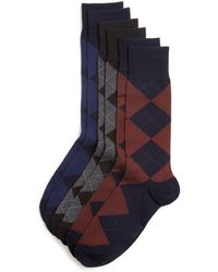 Polo Ralph Lauren - Argyle Dress Socks - Lyst