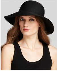 Eric Javits - Packable Squishee Iv Short Brim Sun Hat - Lyst