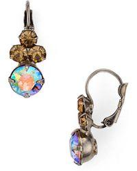 Sorrelli - Leverback Earrings - Lyst