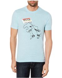 Original Penguin - Unravelled Pete Short Sleeve Tee - Lyst