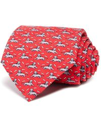 Vineyard Vines - Black Labs Classic Tie - Lyst