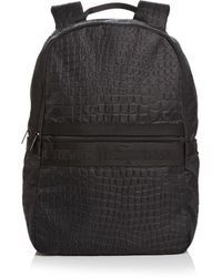 Polo Ralph Lauren Montana Backpack Medium Black in Black - Lyst 04f98630ba1f6