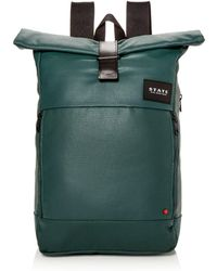 State - Colby Coated Canvas Backpack - Lyst
