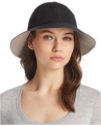 August Hat Company - Reversible Rain Hat - Lyst