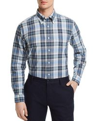 Brooks Brothers - Madras Plaid Regular Fit Button-down Shirt - Lyst