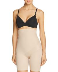 Tc Fine Intimates - Tummy Tux High-waist Thigh Slimmer Shorts - Lyst