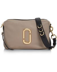 Marc Jacobs - Softshot 27 Crossbody - Lyst