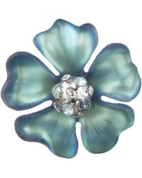 Alexis Bittar - Liquid Flower Pin - Lyst
