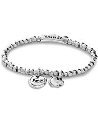 Uno De 50 - Sealed Love Bracelet - Lyst