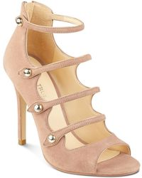 Ivanka Trump - Houston Strappy High-heel Sandals - Lyst