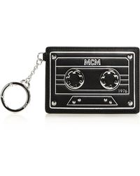 MCM - Cassette Leather Card Case - Lyst