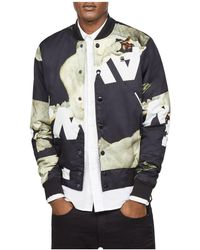 G-Star RAW - Rackam Sports Bomber Jacket - Lyst