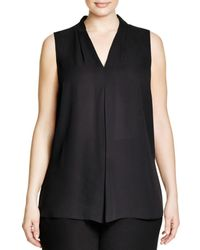 Vince Camuto Signature - Pleat Top - Lyst