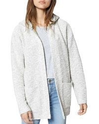 Sanctuary - Remi Hooded Cardigan - Lyst
