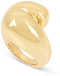 Robert Lee Morris - Curved Bypass Ring - Lyst