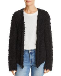 Nation Ltd - Simone Textured Cardigan - Lyst