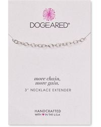 Dogeared - Necklace Extender - Lyst