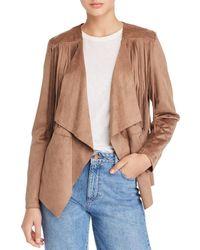 73ebef18b3dda Women's Aqua Jackets - Lyst