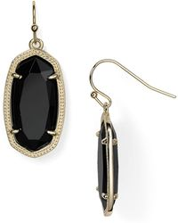 Kendra Scott - Dani Drop Earrings - Lyst