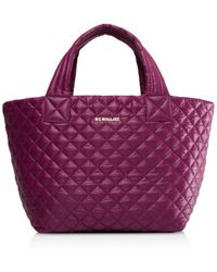 MZ Wallace - Small Metro Tote - Lyst
