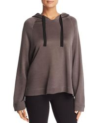 Majestic Filatures - Hooded Sweater - Lyst