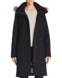 Pendleton - St. Marie Hooded Fur Trim Parka - Lyst