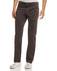 Joe's Jeans - Mccowen Straight Fit Chino Pants - Lyst