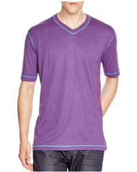 Robert Graham - Nomads V-neck Tee - Lyst