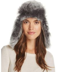 UGG - Shearling Lined Trapper Hat - Lyst