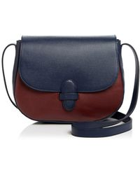 Olivia Clergue - Marisa Maxi Saddle Bag - Lyst