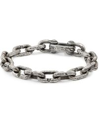 David Yurman - Men's Shipwreck Chain Bracelet - Lyst