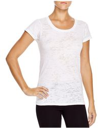 Alternative Apparel - Burnout Perfect Fit Tee - Lyst