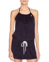 Ralph Lauren - Polo Terry Rope Dress - Lyst