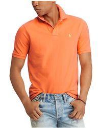Polo Ralph Lauren - Classic Fit Stretch Mesh Polo Shirt - Lyst